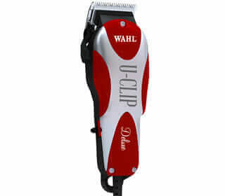 The Wahl U-Clip In Red