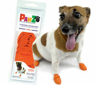 Pawz Water Proof Dog Boots