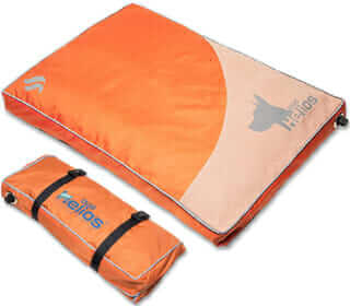 Best Inflatable Dog Travel Bed Featured