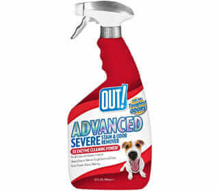 OUT Advanced Severe Dog Stain Remover
