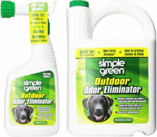 Simple Green Outdoor Odor Eliminator For Dogs
