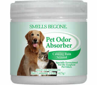 Smells Begone Air Freshener Dog Odor Absorber