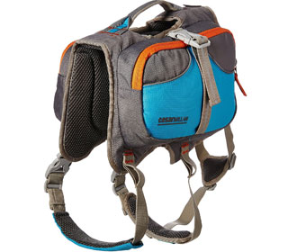Dog Training Saddle Bag By Cesar Millan