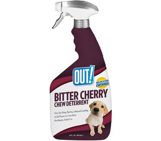 Featured Best Smelling Anti-Chew Spray