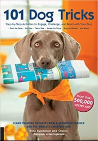 Featured Best Dog Trick Training Book