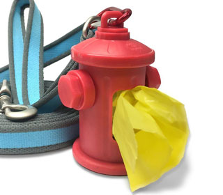 Bags On Board Fire Hydrant