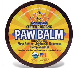 Featured Best All Organic Paw Balm