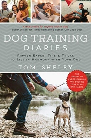 Dog Training Diaries Book Cover