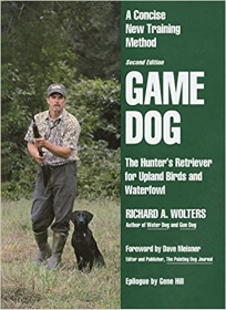 Game Dog Training Book Cover