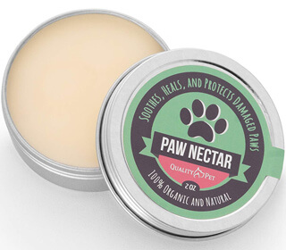 Organic Paw Wax By Quality Pets