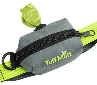 Tuff Mutt Leash Attached Poop Bag Dispenser