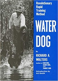 Water Dog Training Book Cover