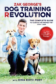 Zak Georges Dog Training Revolution Book Cover