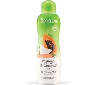 TropiClean Papaya and Coconut