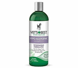 Featured Best Hypo Allergenic Dog Shampoo