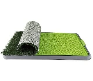 Grass Pee Pad By Paws Pals